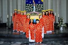 Dâng Hoa CĐLU 2008